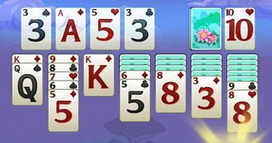 Games Like Solitaire Showdown