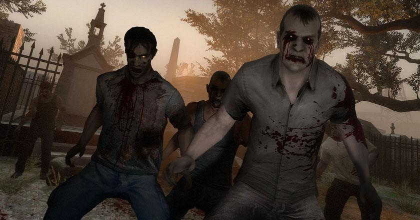Games Like Left4Dead