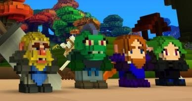 Games Like Cube World