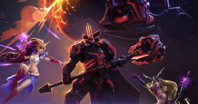 Juegos Como Heroes of the Storm