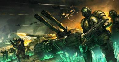 Games Like Command & Conquer Tiberium Alliances