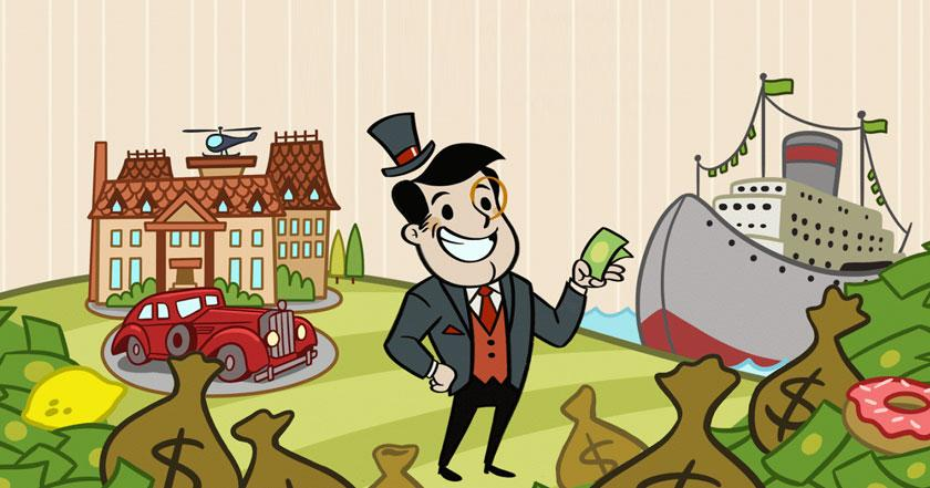 Games Like AdVenture Capitalist