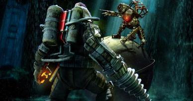 Jogos Como BioShock 2