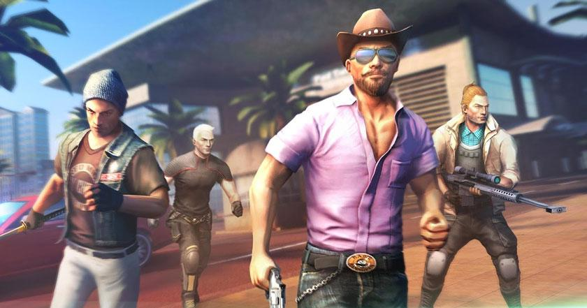 Games Like Gangstar Vegas