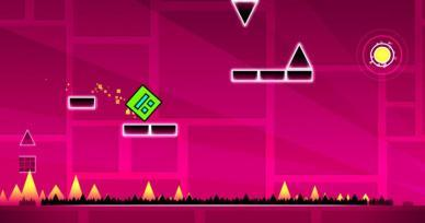 Games Like Geometry Dash