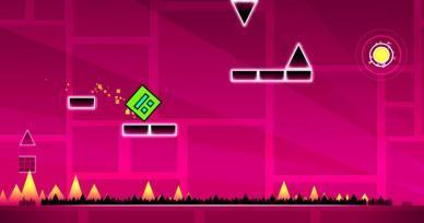 Jogos Como Geometry Dash