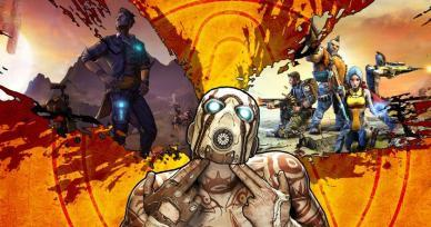 Games Like Borderlands 2