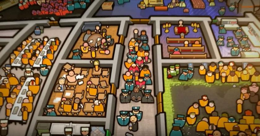 Games Like Prison Architect
