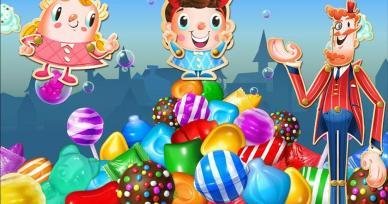 Games Like Candy Crush Saga