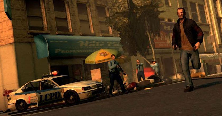 Games Like Grand Theft Auto 4