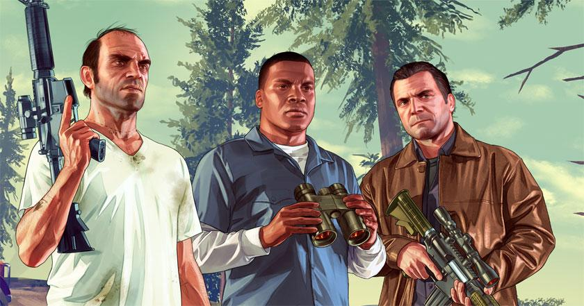 Games Like Grand Theft Auto 5