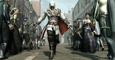 Games Like Assassin's Creed 2