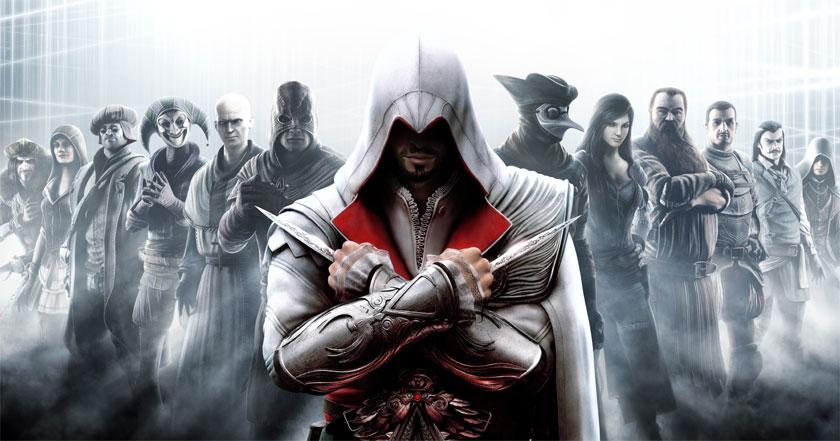 Games Like Assassin's Creed: Brotherhood