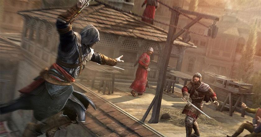 Games Like Assassin's Creed: Revelations