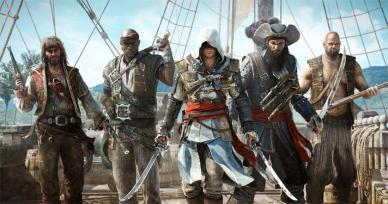 Games Like Assassin's Creed IV: Black Flag