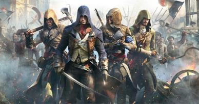 Juegos Como Assassin's Creed Unity