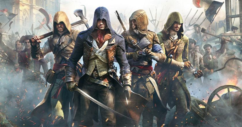 Games Like Assassin's Creed Unity