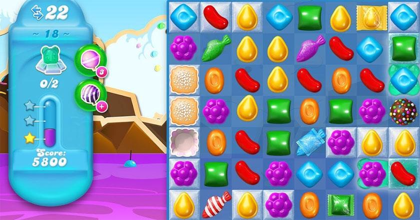 Games Like Candy Crush Soda Saga