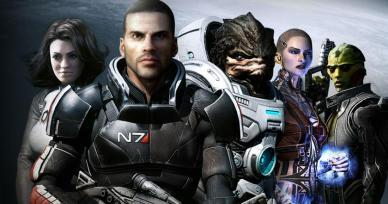 Games Like Mass Effect 2