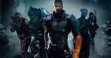 Games Like Mass Effect 3