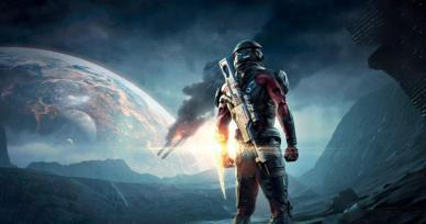 Games Like Mass Effect: Andromeda