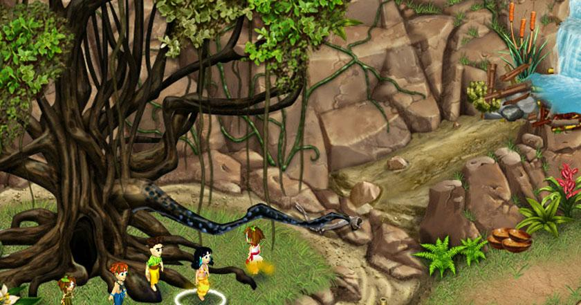 Games Like Virtual Villagers: The Tree of Life