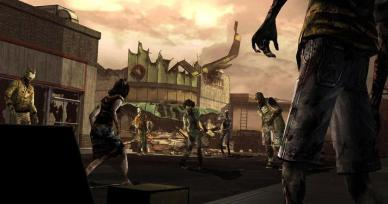 Games Like The Walking Dead: Season One