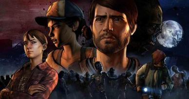 Games Like The Walking Dead: A New Frontier