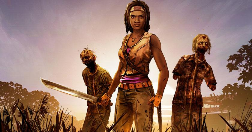 Games Like The Walking Dead: Michonne