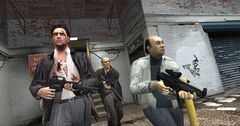 Games Like Max Payne 2: The Fall of Max Payne