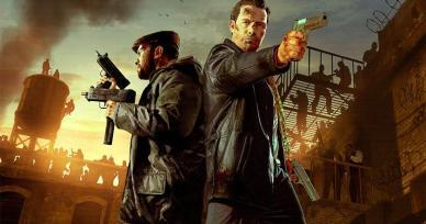 Games Like Max Payne 3