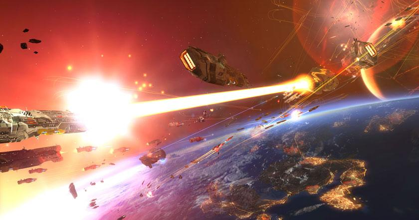 Games Like Homeworld