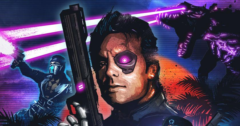 Games Like Far Cry 3 - Blood Dragon