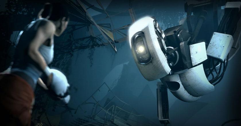 Games Like Portal 2