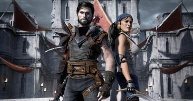 Jogos Como Dragon Age 2