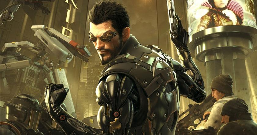 Games Like Deus Ex: Human Revolution