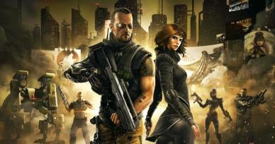 Juegos Como Deus Ex: The Fall