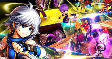 Games Like Grand Chase M