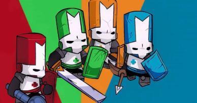 Jogos Como Castle Crashers