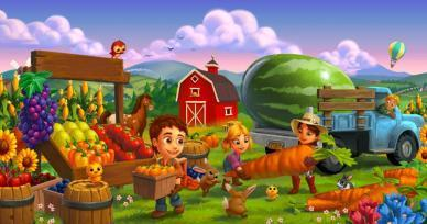 Games Like Farmville 2