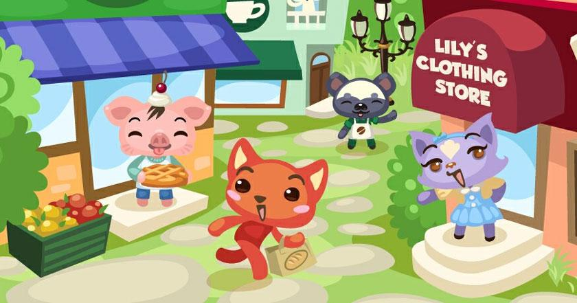 Games Like Pet Society