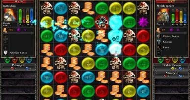 Juegos Como Puzzle Quest: Challenge of the Warlords