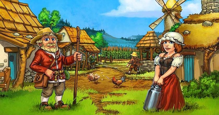 Games Like My Little Farmies