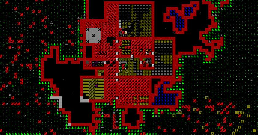 Games Like Dwarf Fortress