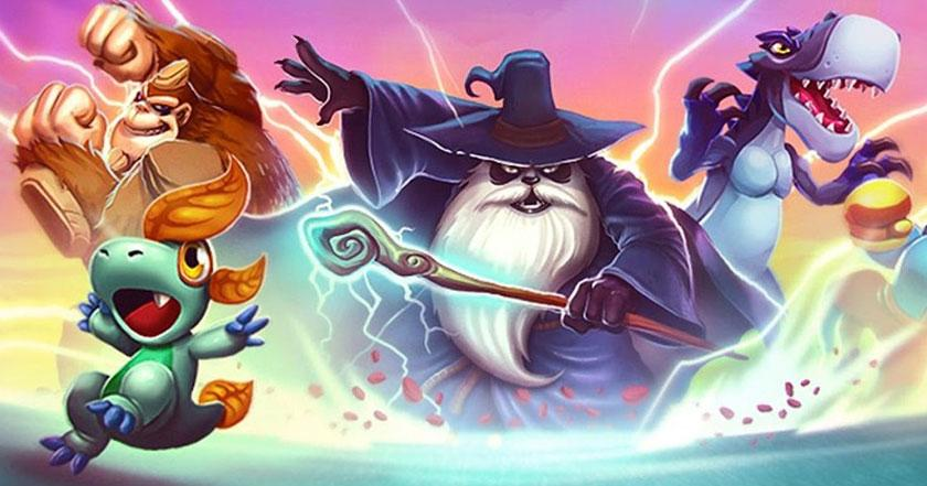 Juegos Como Monster Legends