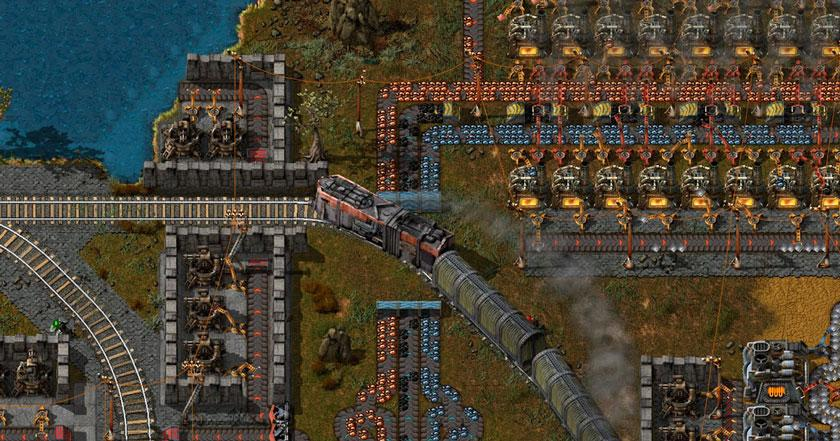 Games Like Factorio