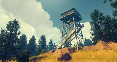 Games Like Firewatch