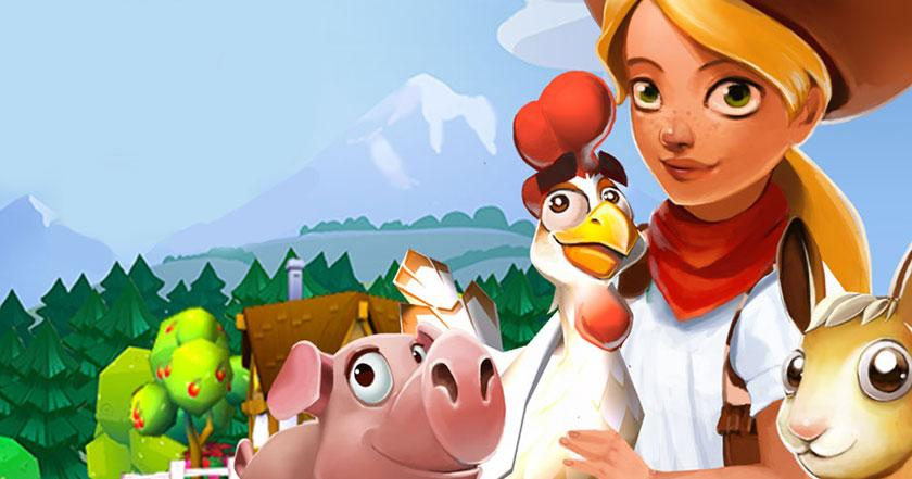 Games Like My Free Farm 2