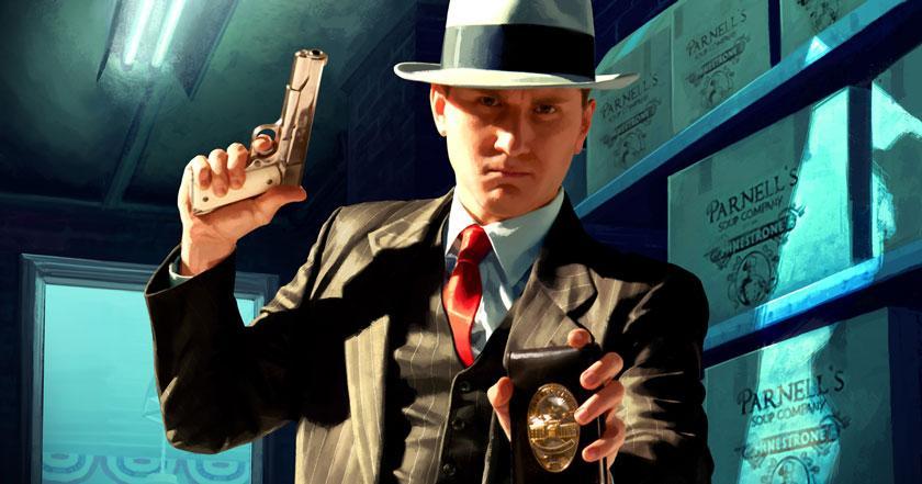 Games Like L.A. Noire