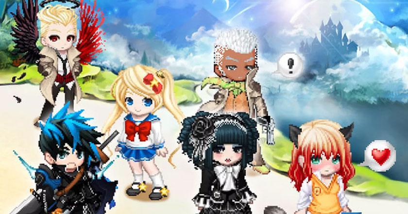 Games Like Gaia Online